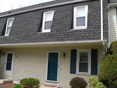 335 E Washington St, Unit#40 UNIT 40, North Attleboro, MA 02760 - MLS#: 1191376