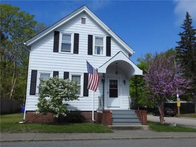 45 Smith St, East Providence, RI 02915 - MLS#: 1191586