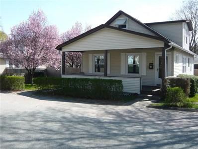 8 Kent St, West Warwick, RI 02893 - MLS#: 1191619