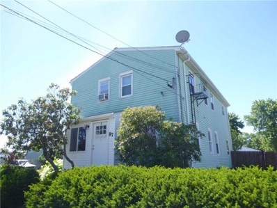 87 Manton St, Pawtucket, RI 02861 - MLS#: 1192107
