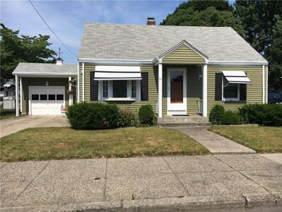 34 Ruth St, Pawtucket, RI 02861 - MLS#: 1196809