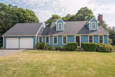 22 Pine Cone Lane, North Attleboro, MA 02760 - MLS#: 1197388