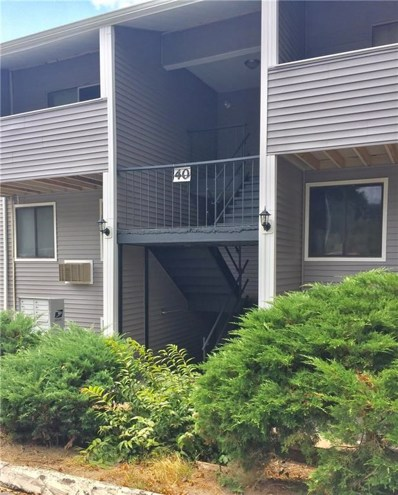 40 Cowesett Av, Unit#27 UNIT 27, West Warwick, RI 02893 - MLS#: 1198281