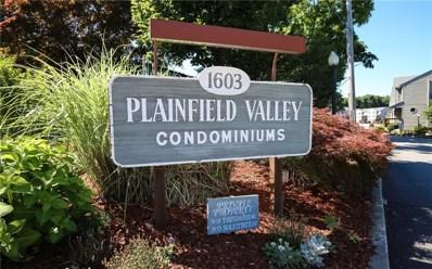 1603 Plainfield Pike, Unit#A 1 UNIT A 1, Johnston, RI 02919 - MLS#: 1198996