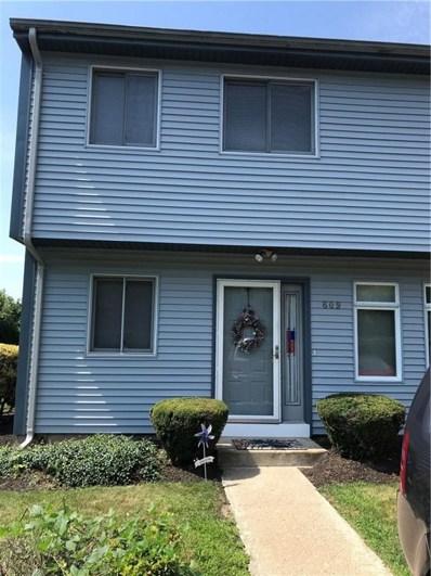 511 Child St, Unit#609 UNIT 609, Warren, RI 02885 - MLS#: 1200403