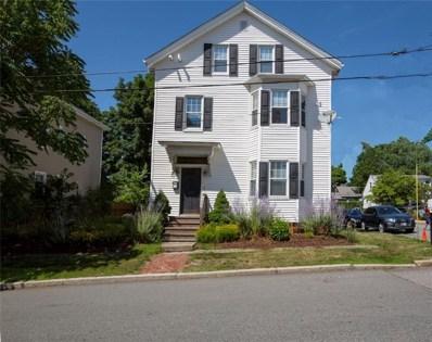 40 Seventh St, Unit#1 UNIT 1, Providence, RI 02906 - MLS#: 1200574