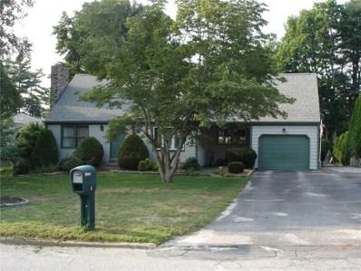 4 Shady Hill Dr, West Warwick, RI 02893 - MLS#: 1201516