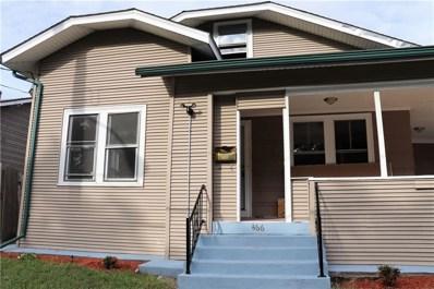 466 Daggett Av, Pawtucket, RI 02861 - MLS#: 1203253
