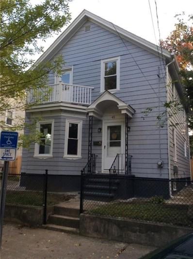 45 Arch St, Pawtucket, RI 02860 - MLS#: 1205471