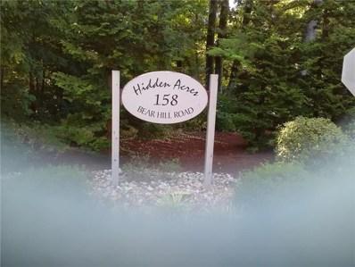 158 Bear Hill Rd, Unit#403 UNIT 403, Cumberland, RI 02864 - MLS#: 1205684