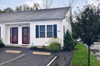 16 Graycoach Lane, Unit#1616 UNIT 1616, Cranston, RI 02921 - MLS#: 1205957