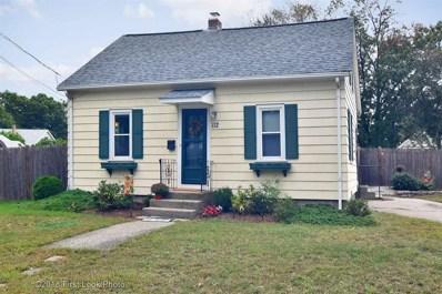 112 Milton Rd, Warwick, RI 02888 - MLS#: 1208967