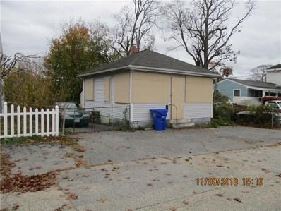 110 Stowe Av, East Providence, RI 02915 - MLS#: 1209093
