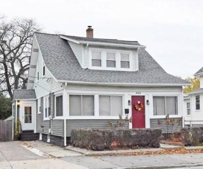 564 Cottage St, Pawtucket, RI 02861 - MLS#: 1209516