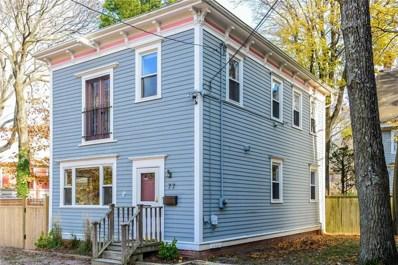 77 Ivy St, Unit#4 UNIT 4, East Side of Prov, RI 02906 - MLS#: 1209580