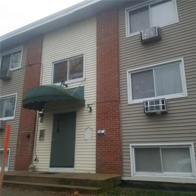 56 River St, Unit#27 UNIT 27, West Warwick, RI 02893 - MLS#: 1209586