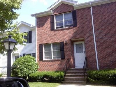 157 Oak Park Dr, Unit#157 UNIT 157, North Providence, RI 02904 - MLS#: 1209856