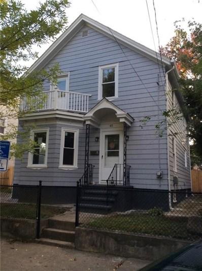 45 Arch St, Pawtucket, RI 02860 - MLS#: 1212373