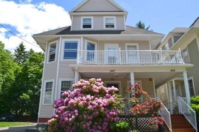 345 - 347 Lloyd Av, East Side of Providence, RI 02906 - #: 1213489