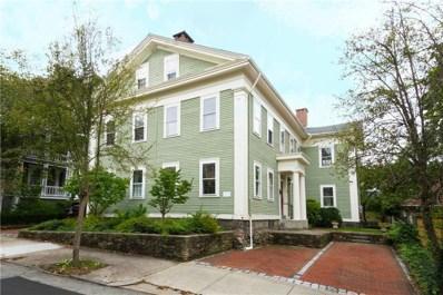 106 Williams St, Unit#3 UNIT 3, East Side of Prov, RI 02906 - MLS#: 1215150