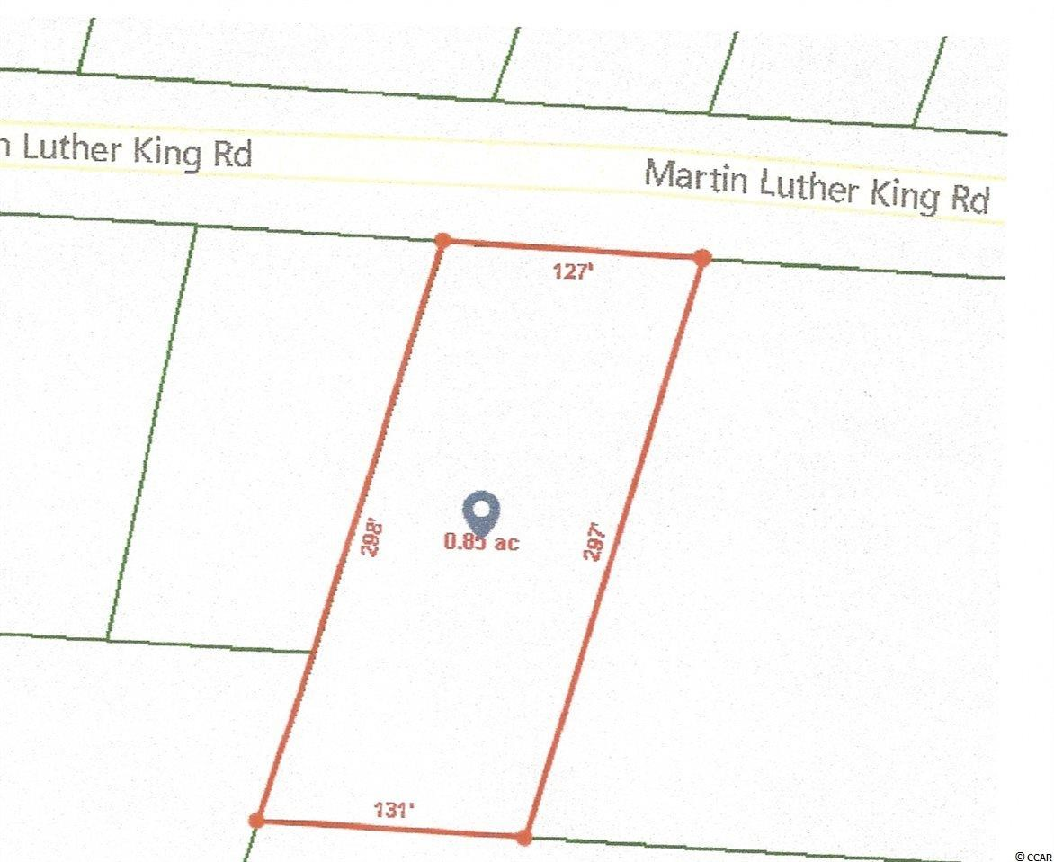 Lot #2 Martin Luther King Rd., Pawleys Island