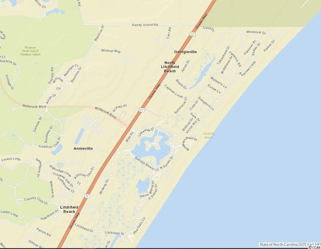 Lot 140 Trace Dr., Pawleys Island