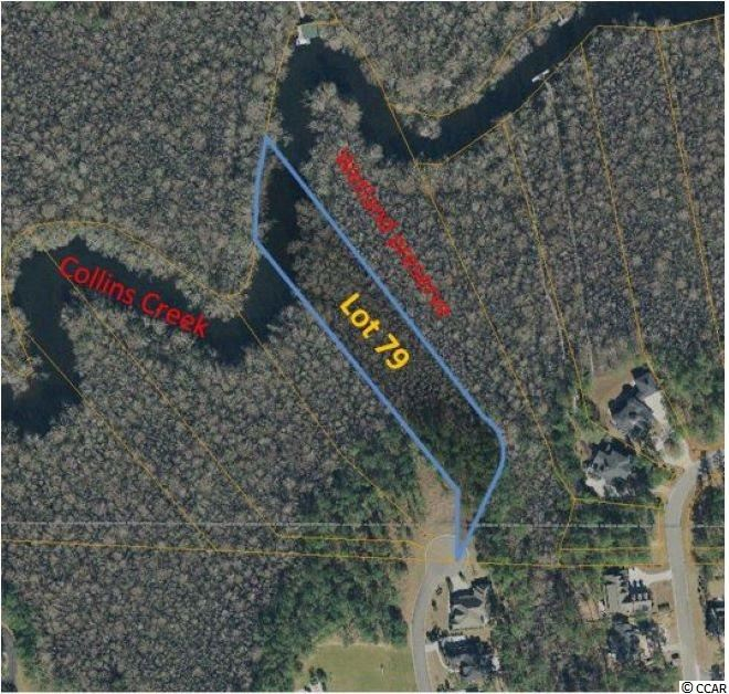 Lot 79 Woody Point Dr., Murrells Inlet