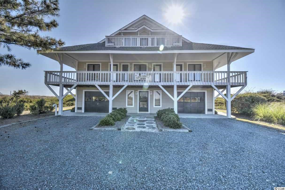 1233 Ocean Blvd., Holden Beach