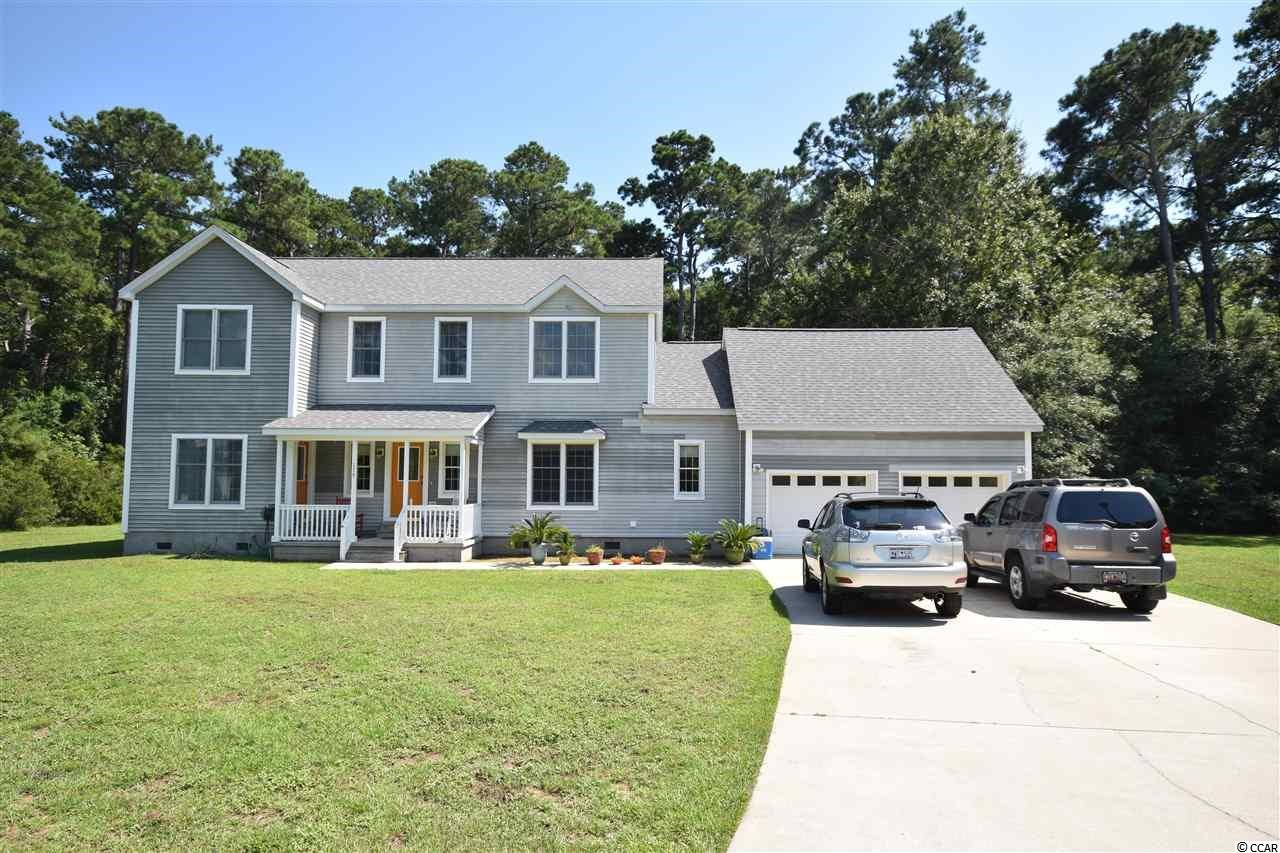 119 Colonial Ct., Pawleys Island