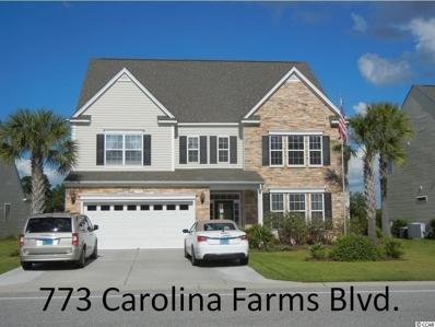 773 Carolina Farms Blvd, Myrtle Beach, SC 29579 - MLS#: 1520789