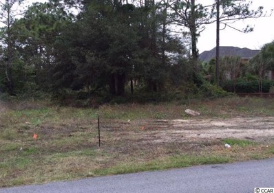 Lot 4  Cove Dr., Myrtle Beach, SC 29572 - MLS#: 1522100