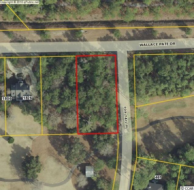 Lot 74  Wallace Pate Dr., Georgetown, SC 29440 - MLS#: 1705455