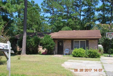 5660 Dogwood Circle, Myrtle Beach, SC 29588 - MLS#: 1714168
