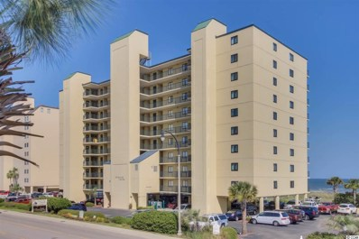 3601 S Ocean Blvd. UNIT 8-A, North Myrtle Beach, SC 29582 - MLS#: 1714929