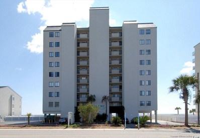 3513 S Ocean Blvd. UNIT 504, North Myrtle Beach, SC 29582 - MLS#: 1720977