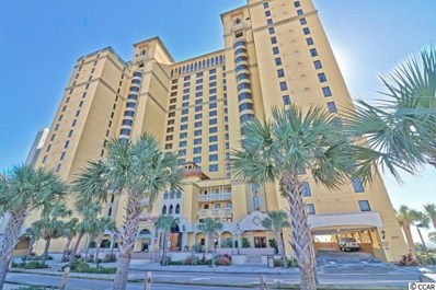 2600 N Ocean Blvd. UNIT 810, Myrtle Beach, SC 29577 - MLS#: 1722687
