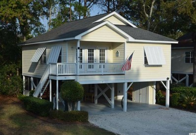56 Wallys Way UNIT #7, Pawleys Island, SC 29585 - MLS#: 1723686