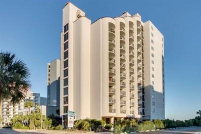 2310 N Ocean Blvd UNIT 1007, Myrtle Beach, SC 29577 - MLS#: 1724278