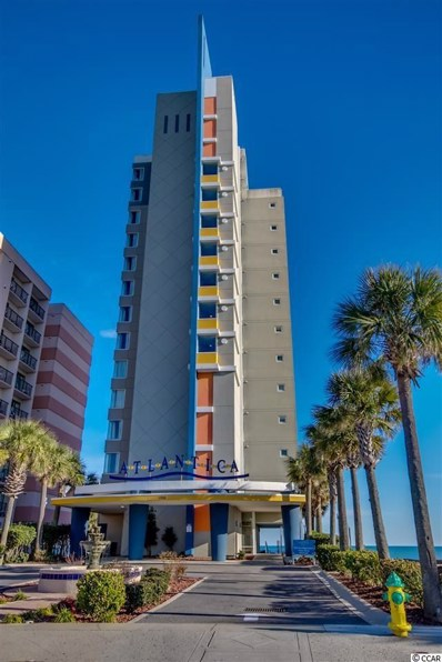 1708 North Ocean Blvd. UNIT 202, Myrtle Beach, SC 29577 - MLS#: 1724315