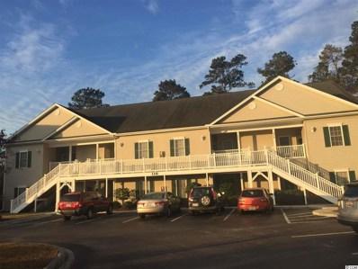 110 Lazy Willow Ln. UNIT 103, Myrtle Beach, SC 29588 - MLS#: 1726100