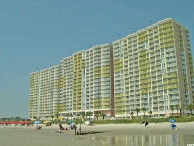 2701 S Ocean Blvd. UNIT 609, North Myrtle Beach, SC 29582 - MLS#: 1726245