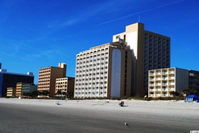 1207 S Ocean Blvd UNIT 20806, Myrtle Beach, SC 29577 - MLS#: 1800567