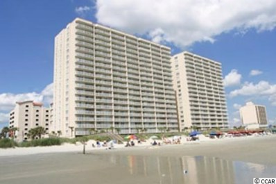 1625 S Ocean Blvd. UNIT 111, North Myrtle Beach, SC 29582 - MLS#: 1800586