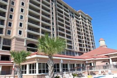 1819 N Ocean Blvd #5006 UNIT 5006, North Myrtle Beach, SC 29582 - MLS#: 1801306