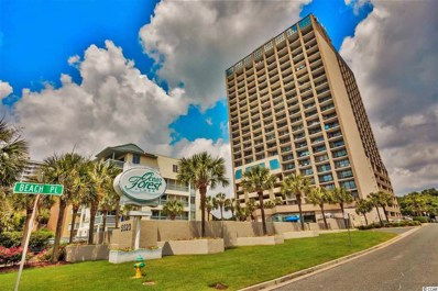 5523 N Ocean Blvd UNIT 1112, Myrtle Beach, SC 29577 - MLS#: 1801499