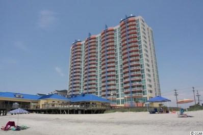 3500 N Ocean Boulevard UNIT 1207, North Myrtle Beach, SC 29582 - MLS#: 1801647