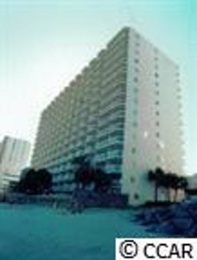 1012 N Waccamaw Drive UNIT 410, Garden City Beach, SC 29576 - MLS#: 1801802