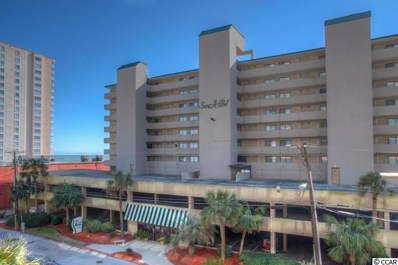 1709 S Ocean Blvd UNIT 507, North Myrtle Beach, SC 29582 - MLS#: 1801964
