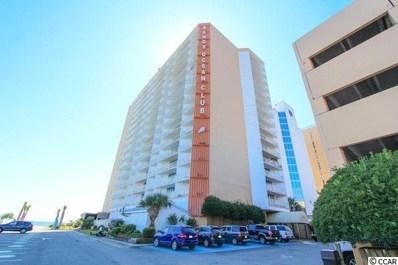 9550 Shore Drive UNIT 1403, Myrtle Beach, SC 29572 - MLS#: 1802301