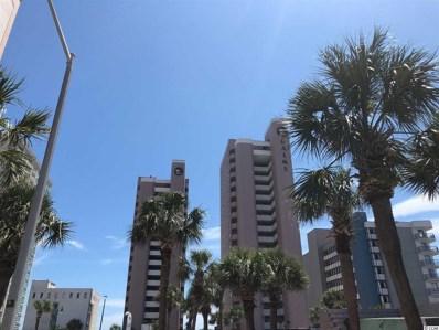 2500 N Ocean Blvd. UNIT 1602, Myrtle Beach, SC 29577 - MLS#: 1802509